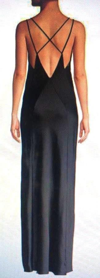 ASTR Black Gown