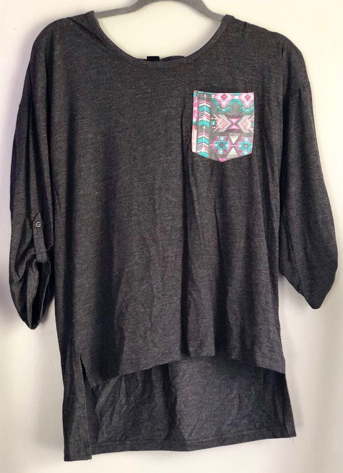 Rue 21 Pocket Shirt