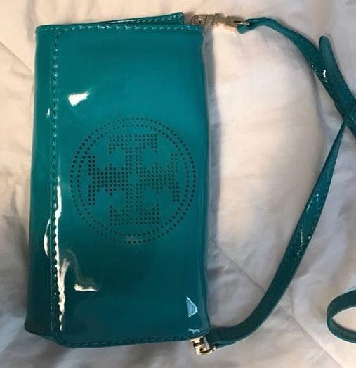 Tory Burch Cute blue  purse