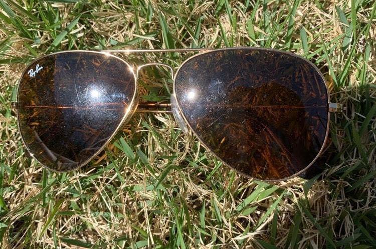 Ray-Ban Ray Ban Aviator sunglasses