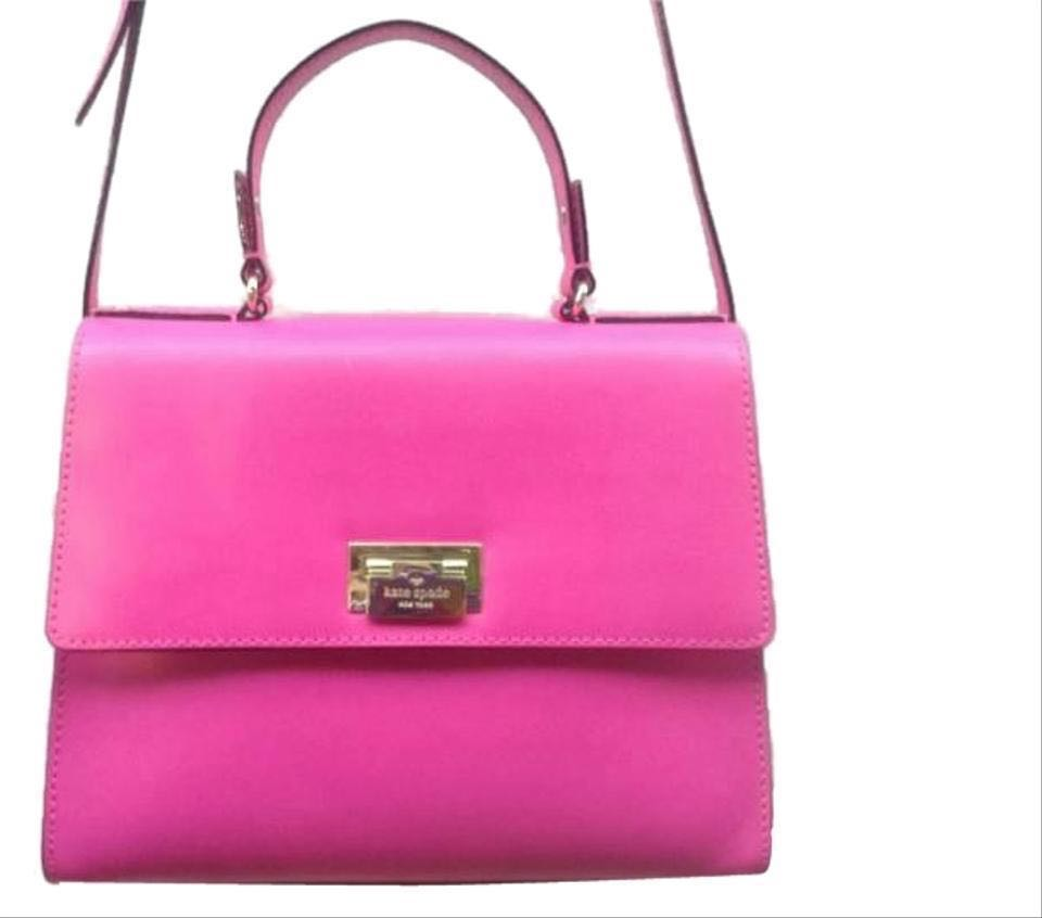 Kate Spade Harwood Pink Leather Purse