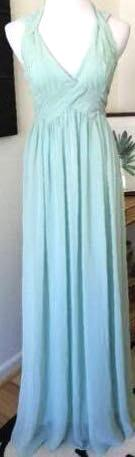 Lulus Mint Prom Dress