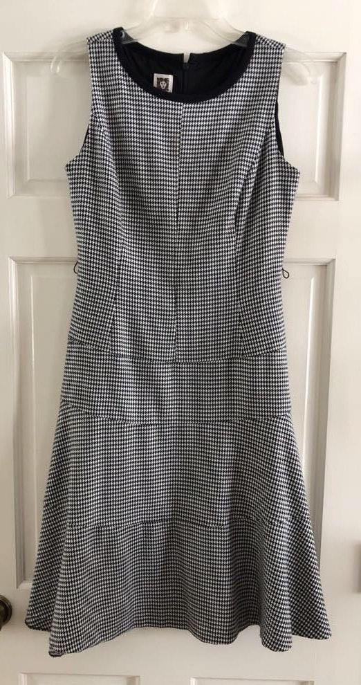 Anne Klein Printed dress