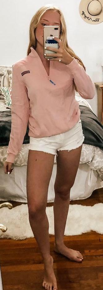 Vineyard Vines Baby Pink Shep Shirt