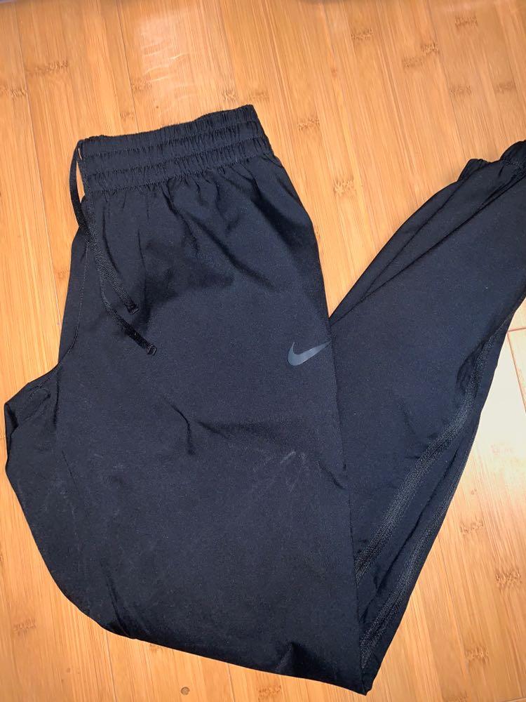 Nike Black Warm Up Joggers