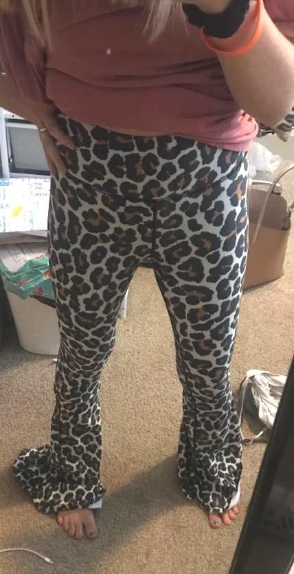 Show Me Your Mumu Cheetah Print Pants