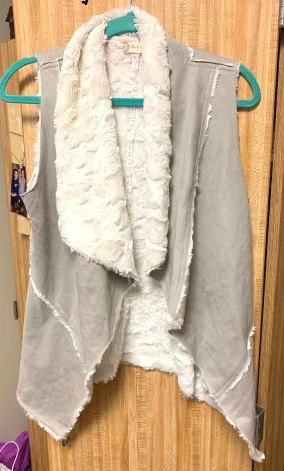 Altar'd State Fur Vest