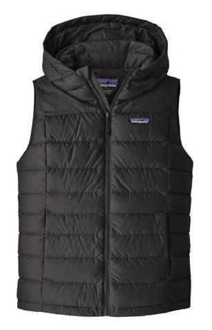 Patagonia- Women's Silver Puffy Vest(thick)