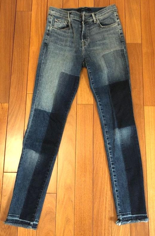 J Brand Multi Color Jeans