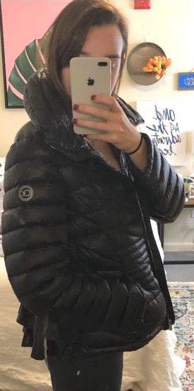 Calvin Klein Black Puffer Jacket