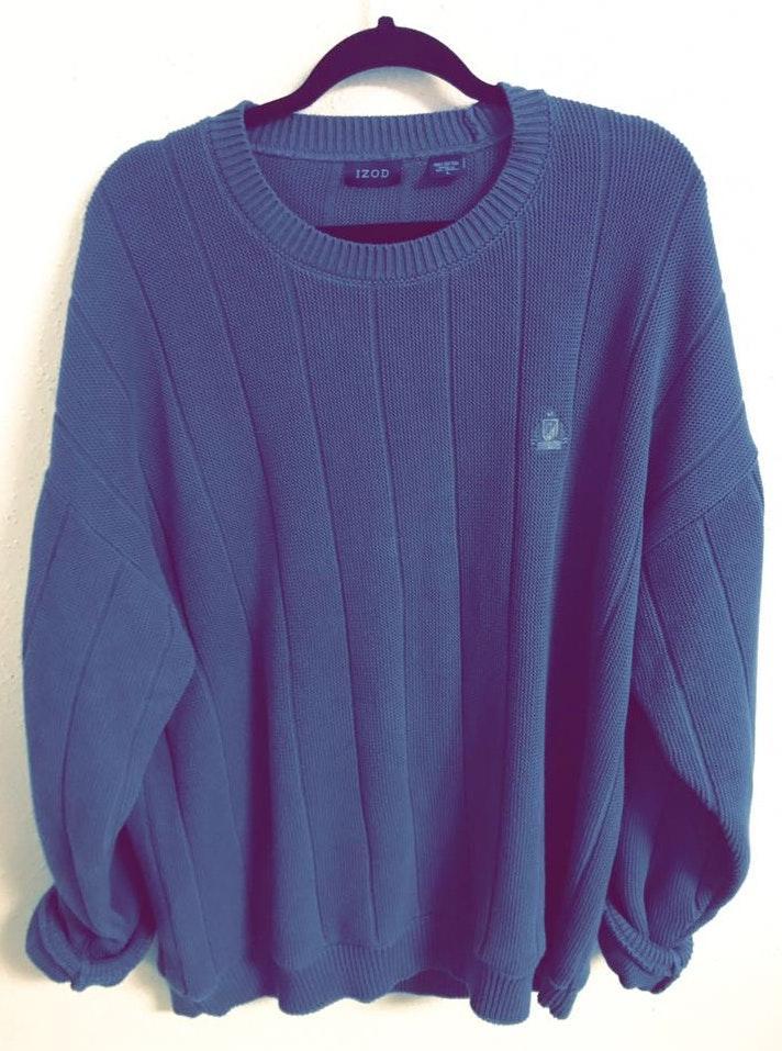 IZOD Oversized Men's Sweater