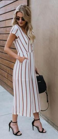 VICI Drifter Pocketed Jumpsuit