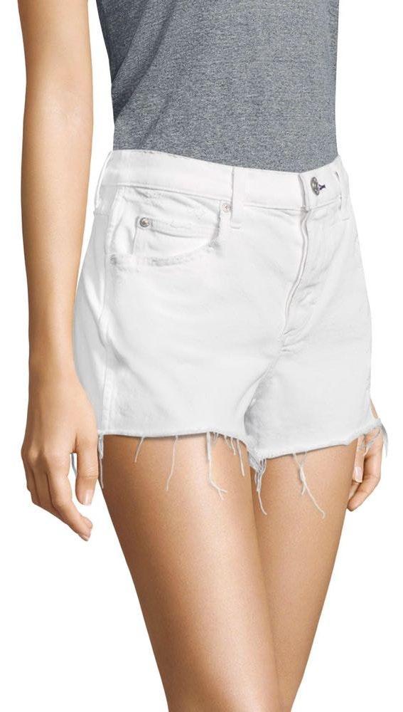 Revolve AMO Denim Tomboy Cutoff Shorts