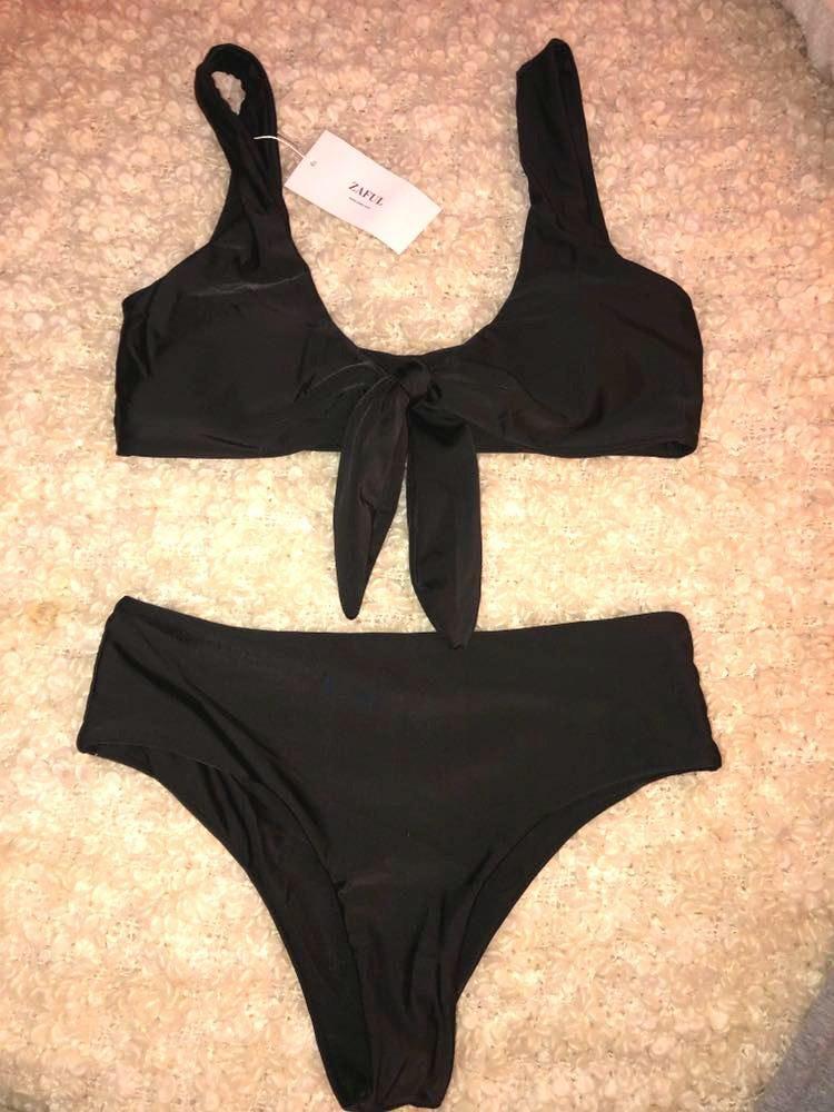 Brand New Black Bikini
