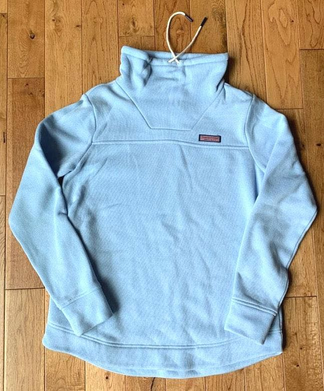 Vineyard Vines cowl neck sweatshirt