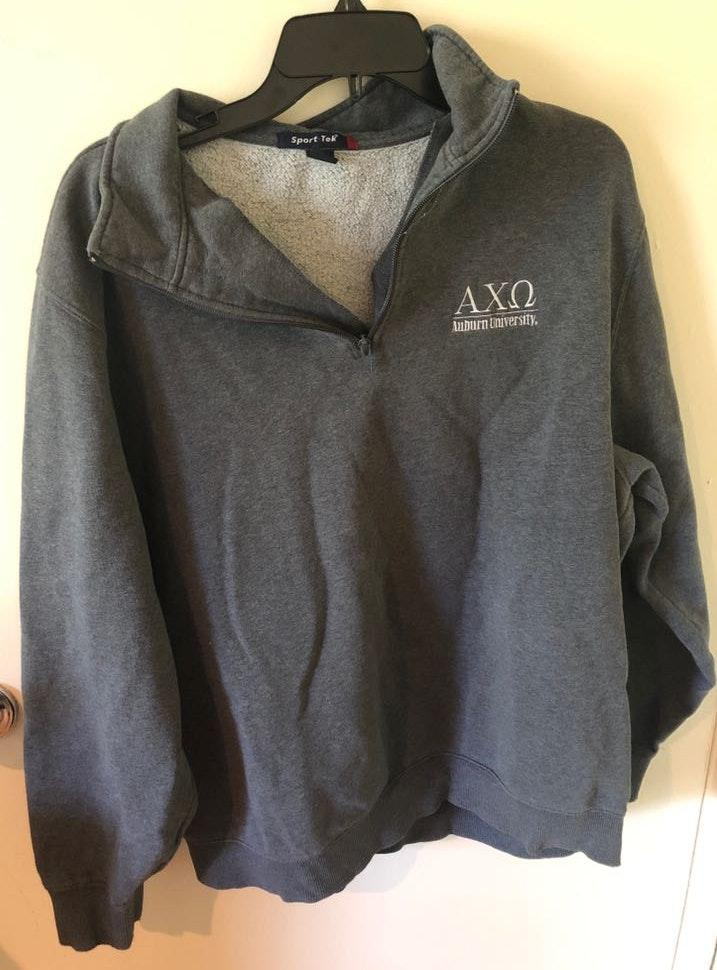 AXO Auburn University Pull Over