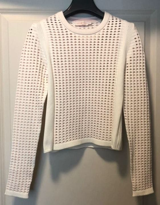 Tory Burch Long Sleeve Sweater Size XS