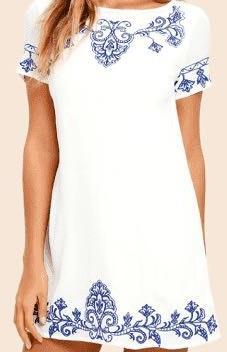 Lulus Recruitment Dress