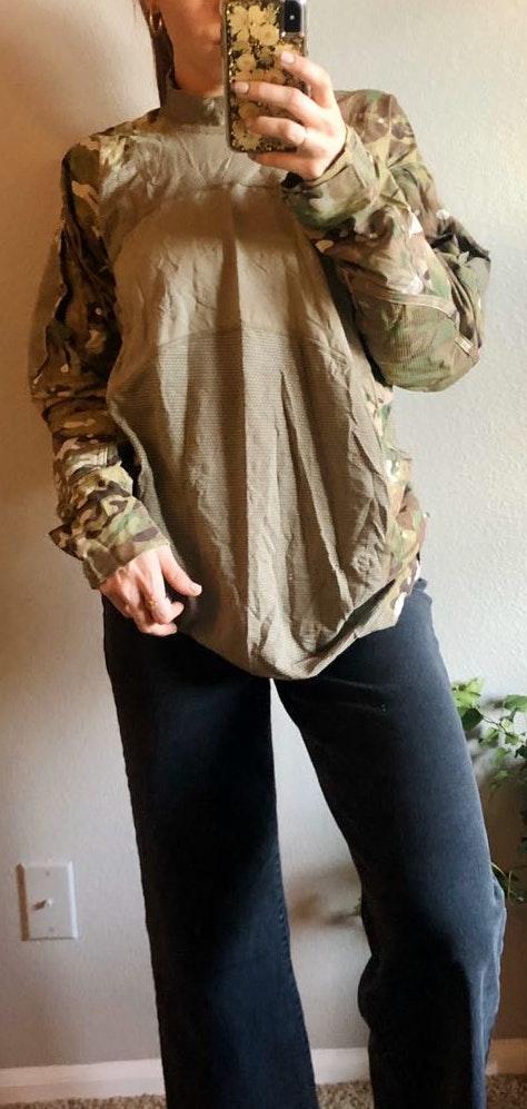 Camo / Army Long Sleeve