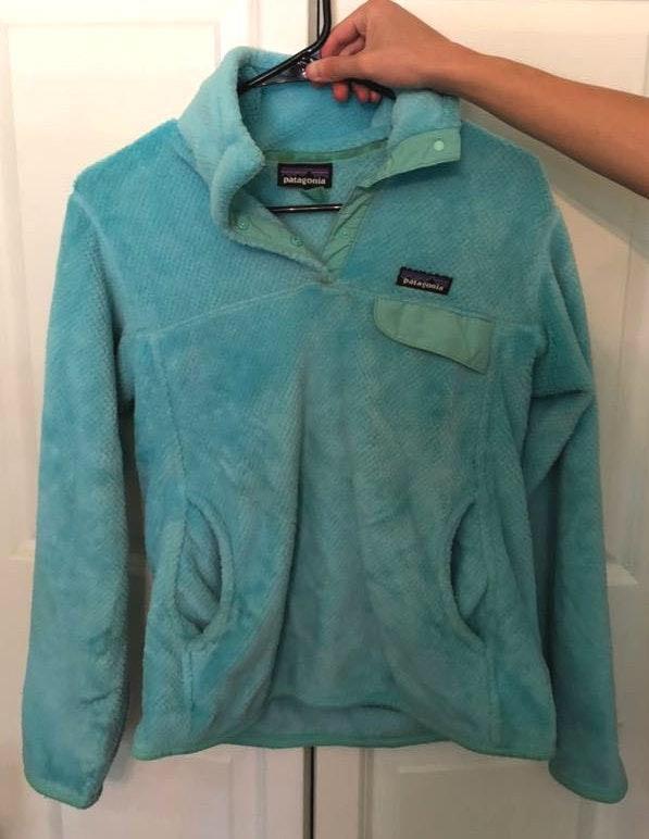 Patagonia Blue  Jacket