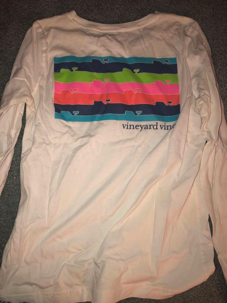 Vineyard Vines Long Sleeve T Shirt