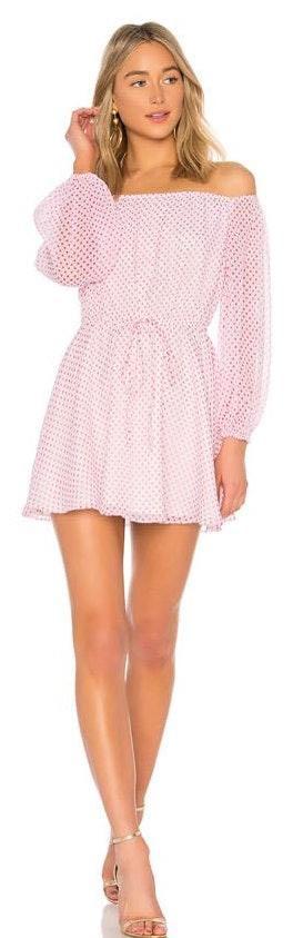 Lovers + Friends Traveller Mini Dress