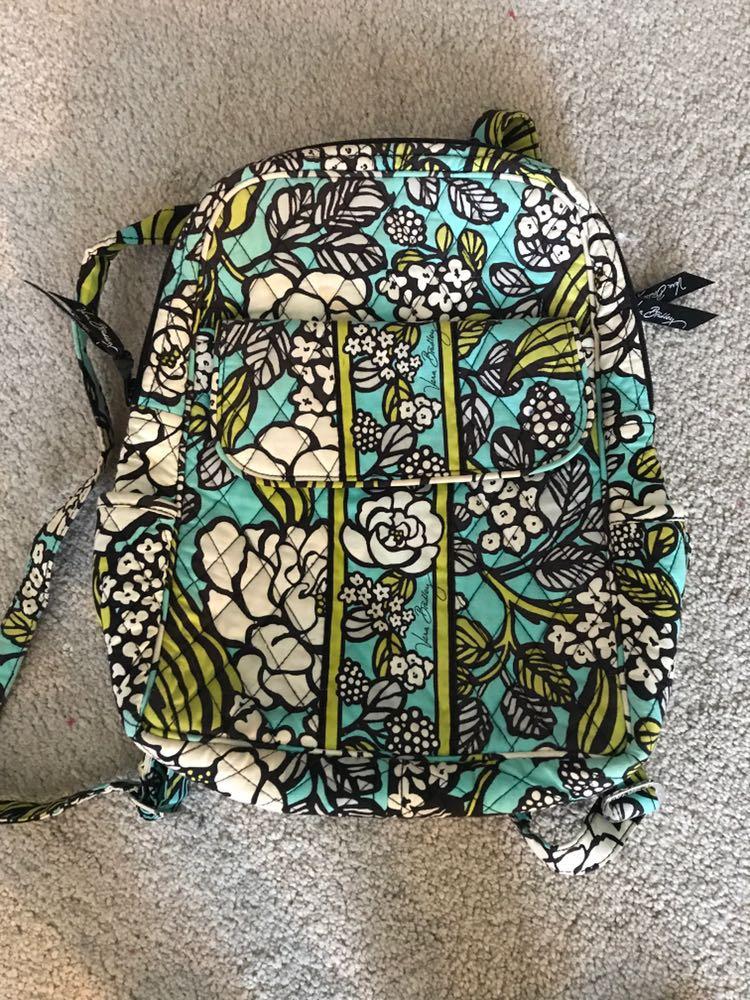e9ea8c2ba1f5a Vera Bradley Small Floral Backpack