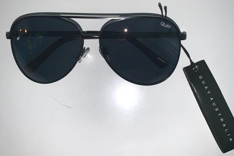 Quay Australia Black Quay Sunglasses