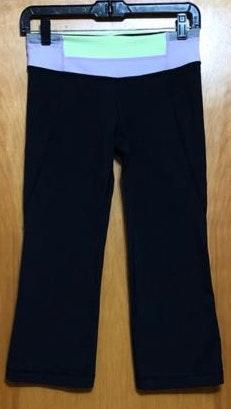 351d93bd39ec2 We're the buy/sell app for cute clothes. Say to being bored of your  clothes. Home Lululemon Euc Athletic Capris—size 4