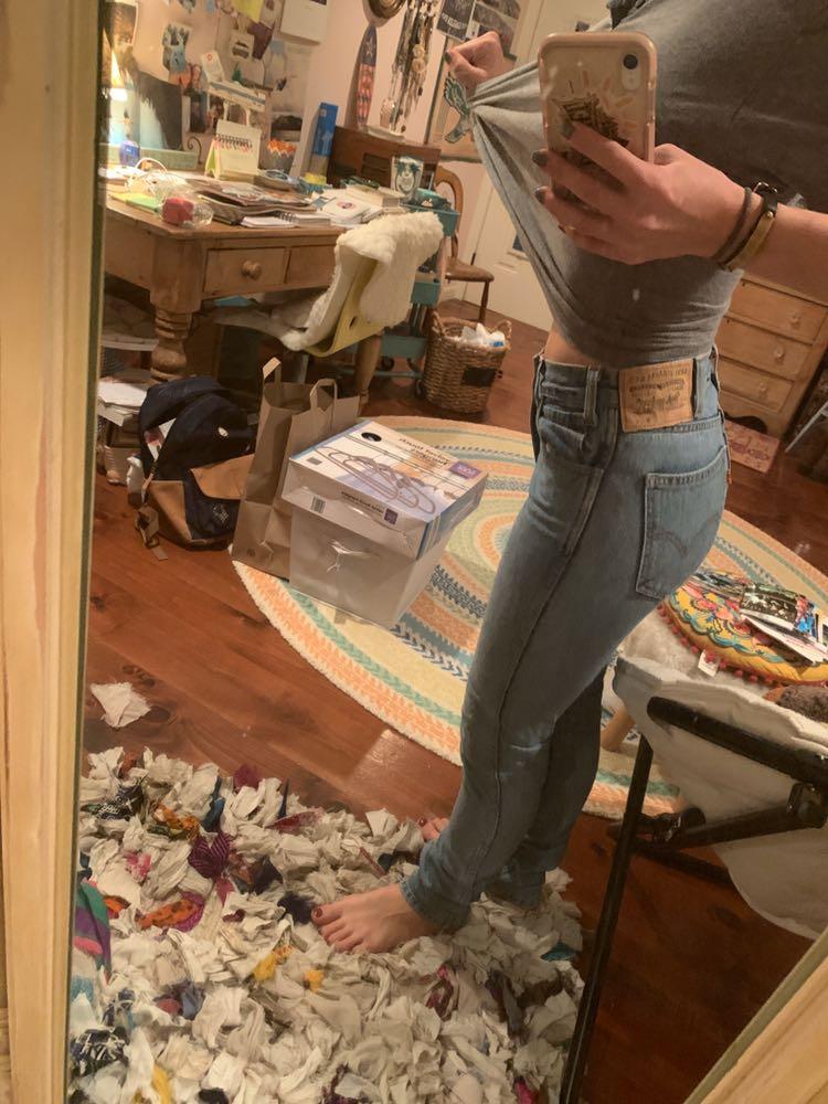 Levi's Vintage Denim Jeans