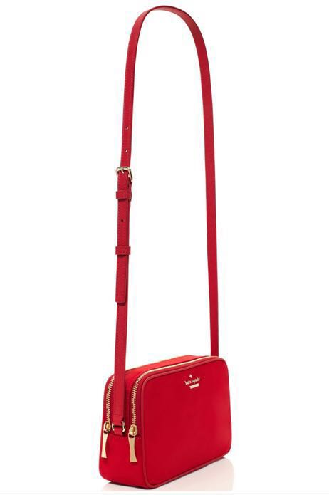 Red Kate Spade Bag