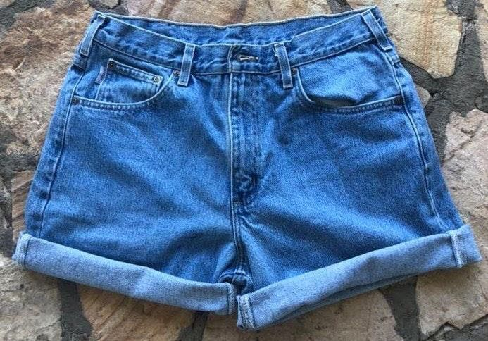 Carhartt Jean Shorts