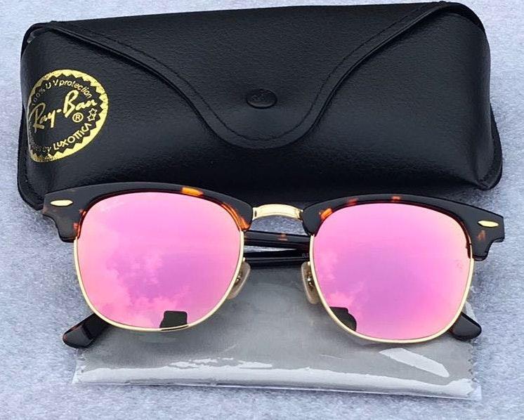 Ray-Ban Ray Ban 3016 Clubmaster Sunglasses