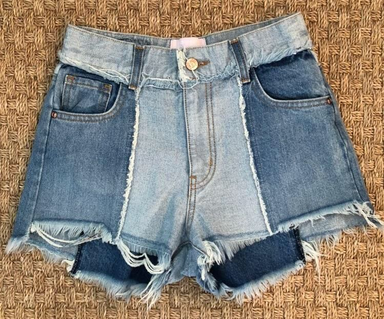 Revice Denim Denim Shorts NWOT