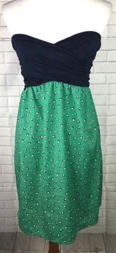 Soprano Strapless Dress