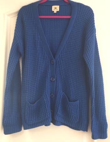Cotton Candy LA Chunky Knit Cardigan