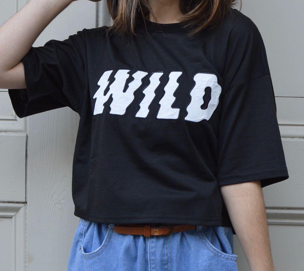 Wild Honey Wild Graphic Tee