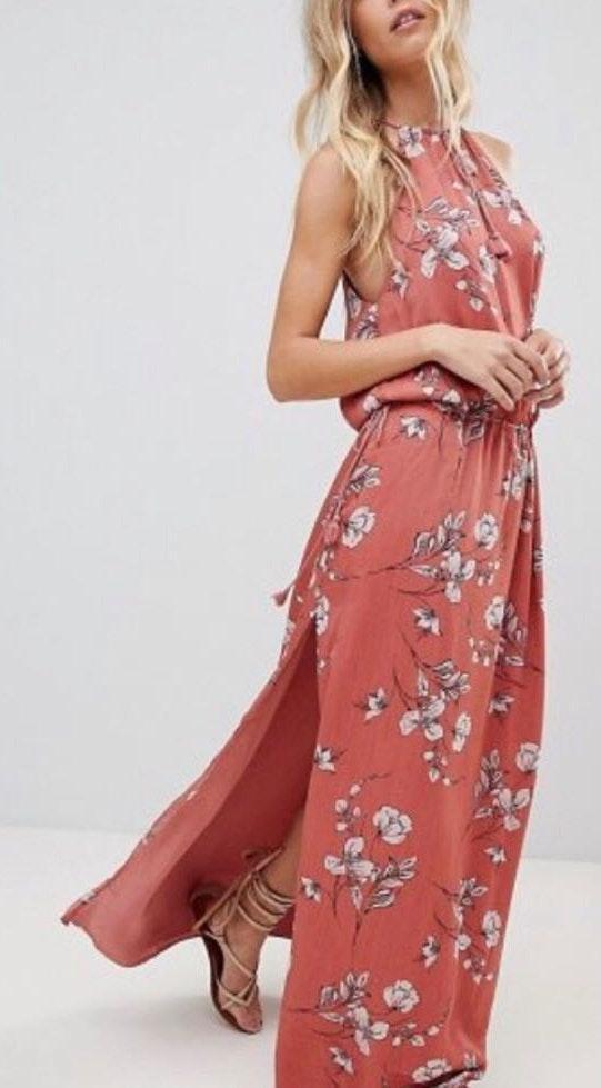 The Jetset Diaries TJD | NWT Oasis Floral Maxi Dress