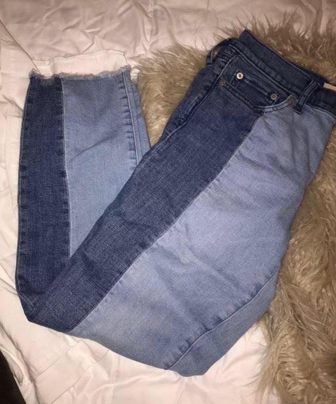 Gap 2 Toned Boyfriend Jeans