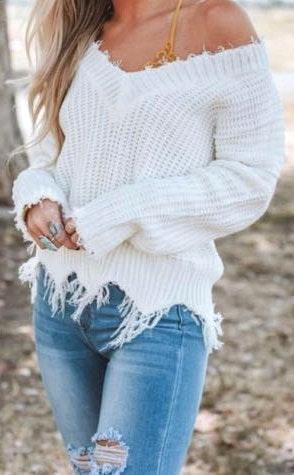 Boutique NWT Loose Cozy Sweater🍂