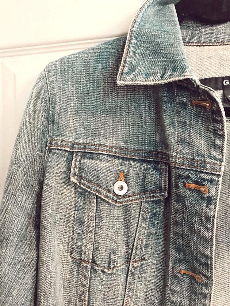 Gap vintage denim jacket