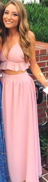 779fdb0493 Sabo Skirt Pink Maxi Dress | Curtsy