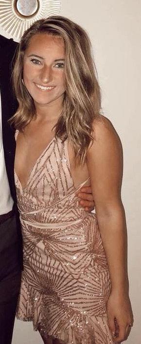 Hello Molly Semi Dress