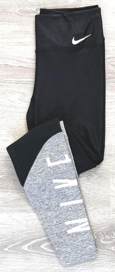 Nike Mesh Panel Leggings