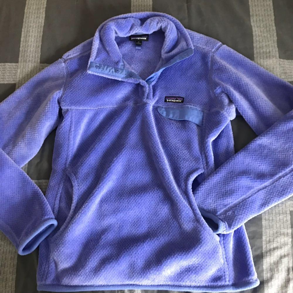 Patagonia Retool Fleece Pullover