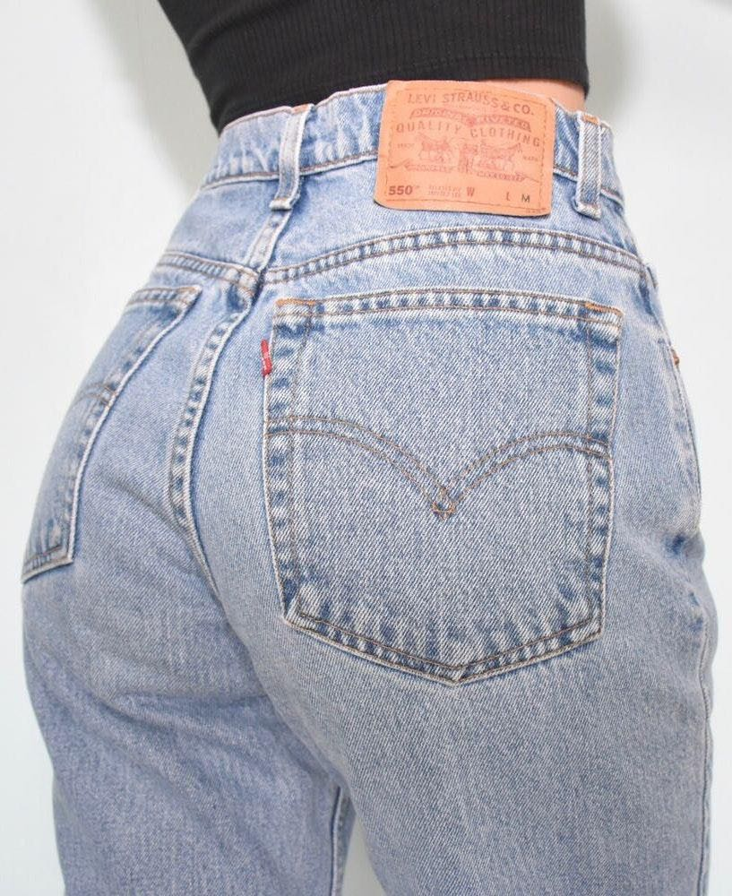 Levi's Vintage  High Waisted Jeans