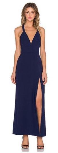 NBD Navy Formal Dress