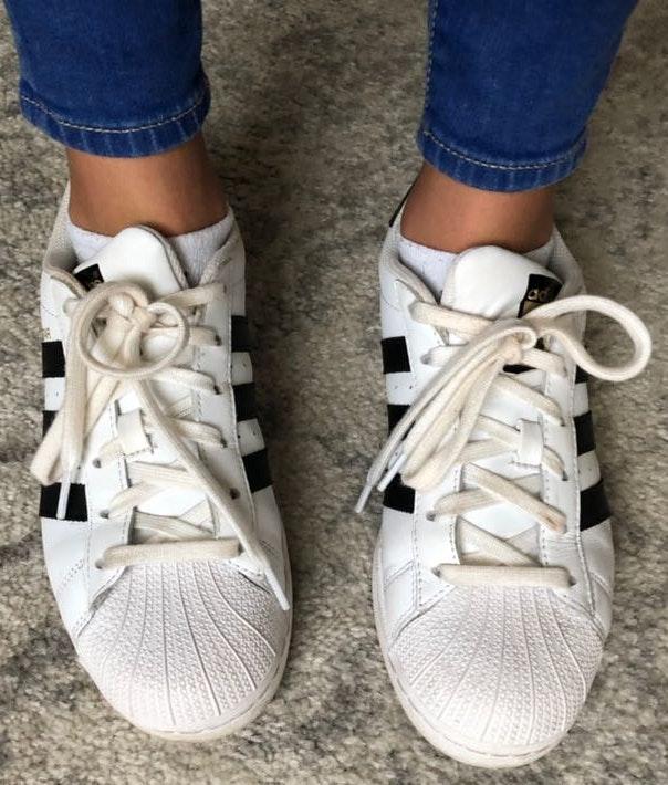 Adidas 3 Stripe Sneakers