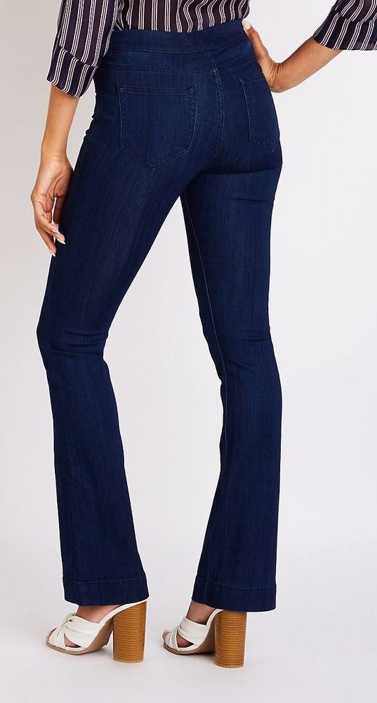 94145c631ef Flare Cello Jeans Dark Wash