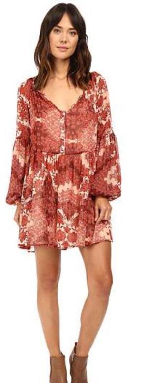 Show Me Your Mumu Siena Swing Tunic/Dress